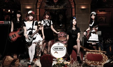 BAND-MAID unveil album artwork for 'Just Bring It'!