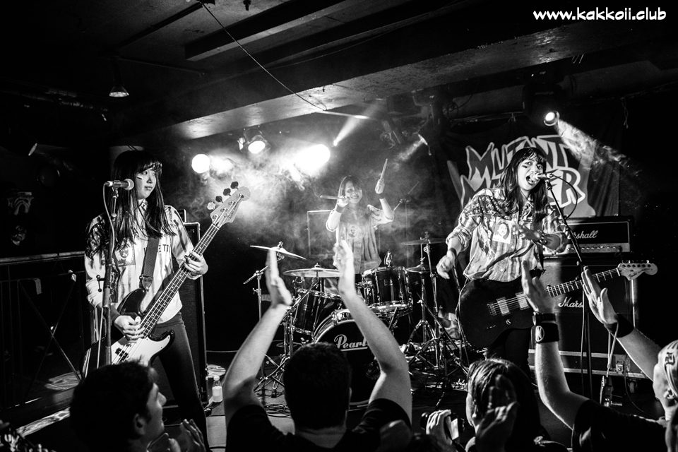 Photo gallery: J-PUNK group Mutant Monster invade the UK!