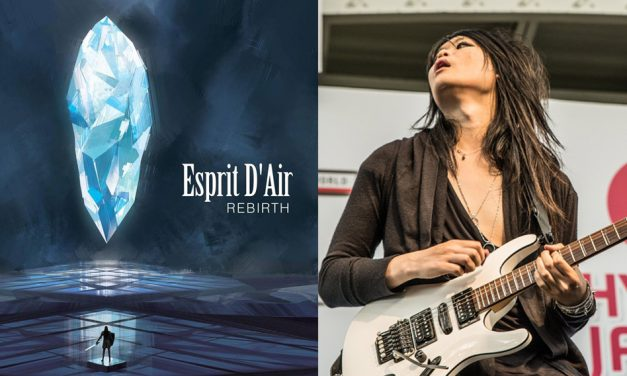Esprit D'Air Announce Single Launch Party in London!