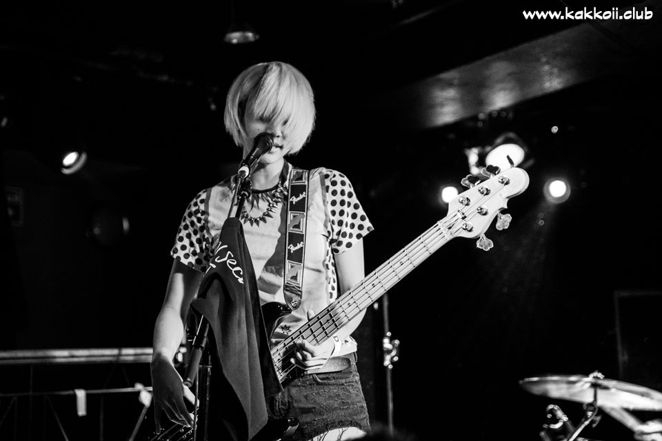 Touch My Secret rock London supporting Mutant Monster!