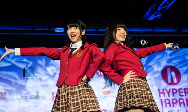 SHOHJYOTAI: Idol group sparkle at HYPER JAPAN Christmas Market!