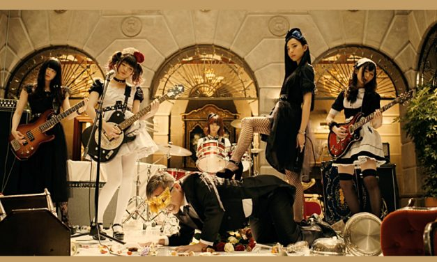 BAND-MAID cause chaos in their latest MV!