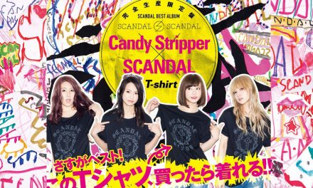 SCANDAL 'Best Album' hits UK and Europe on 3rd March!