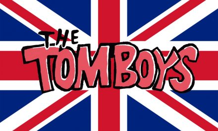 THE TOMBOYS return to London in March!!