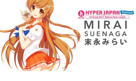 Danny Choo to host talks at HYPER JAPAN Festival!