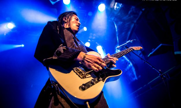 MIYAVI: Not 'afraid to be cool' in London!