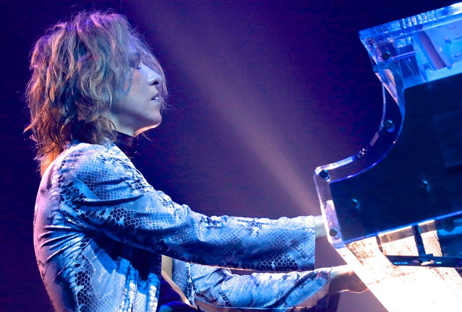 X Japan's Yoshiki begins recovery in L.A.