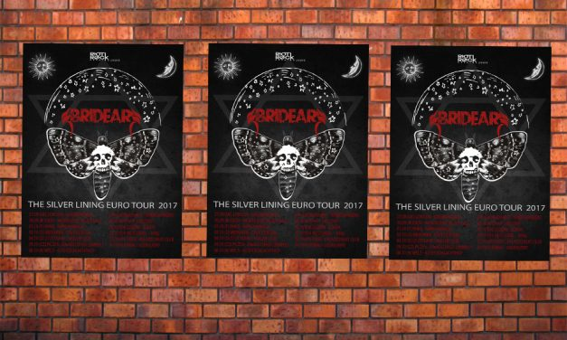 BRIDEAR: 'The Silver Lining' Tour hits Europe!
