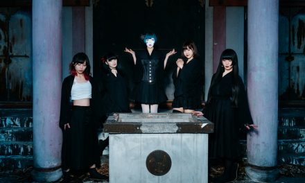 Shironuri style, Metal & dream collaborations with NECRONOMIDOL!