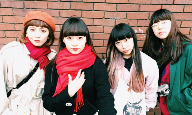 THE TOMBOYS release 3rd mini album: 'To The Dream'!