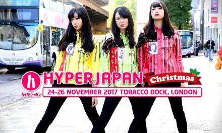 MUTANT MONSTER announced for HYPER JAPAN Christmas!