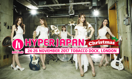 LOVEBITES ready to rock HYPER JAPAN Christmas!