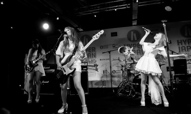 LOVEBITES: Power Metal quintet shine at Hyper Japan Christmas!