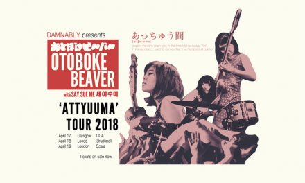 Otoboke Beaver announce 'ATTYUUMA' April Tour!
