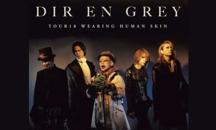 DIR EN GREY return to Europe this October!