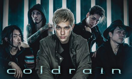 coldrain to support Crown The Empire on European Tour!