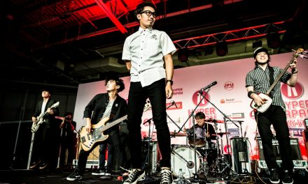 ROA bring the heat to HYPER JAPAN FESTIVAL 2018!