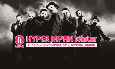 XMAS EILEEN added to HYPER JAPAN WINTER!